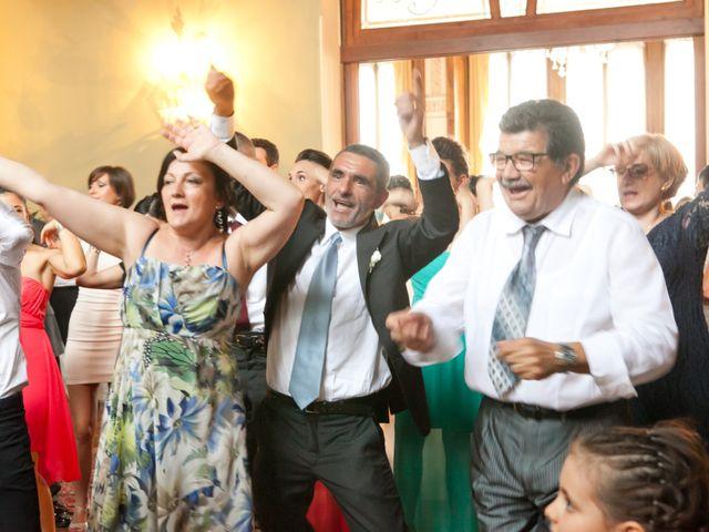 Il matrimonio di Mirko e Romina a Inverigo, Como 43