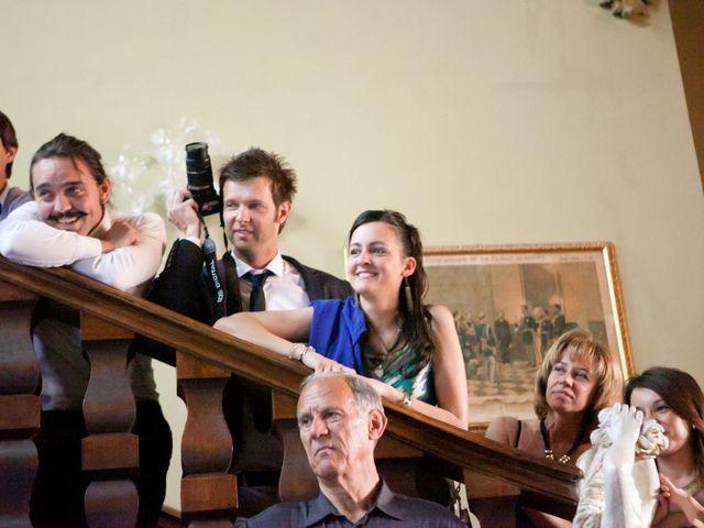 Il matrimonio di Mirko e Romina a Inverigo, Como 46