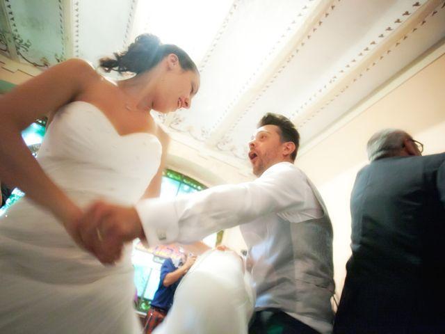 Il matrimonio di Mirko e Romina a Inverigo, Como 50