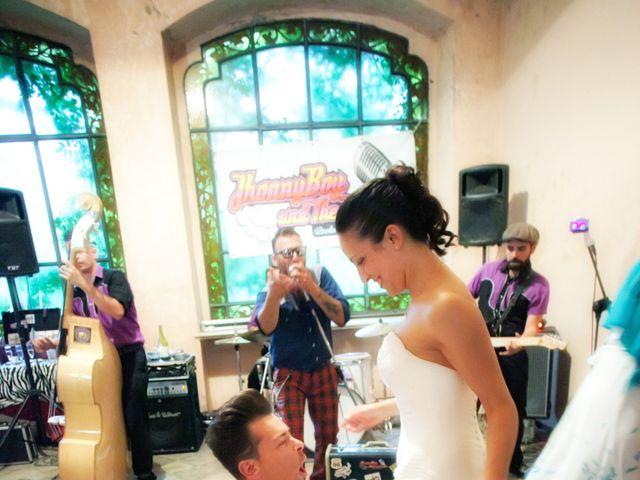 Il matrimonio di Mirko e Romina a Inverigo, Como 51