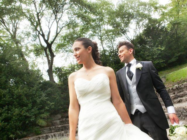 Il matrimonio di Mirko e Romina a Inverigo, Como 54