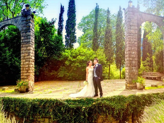 Il matrimonio di Mirko e Romina a Inverigo, Como 55