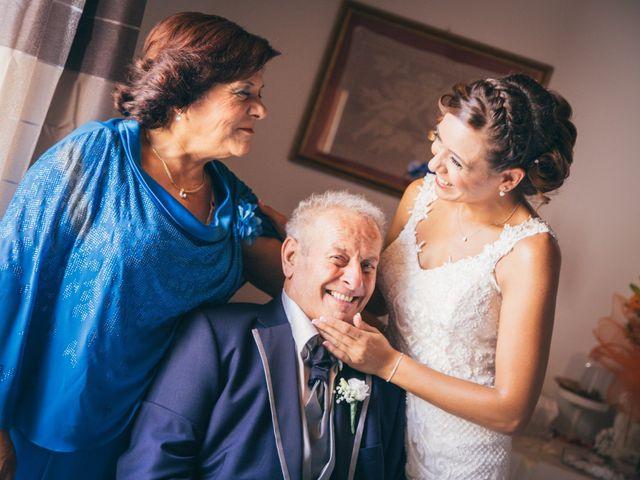 Il matrimonio di Salvo e Giusy a Ragusa, Ragusa 12