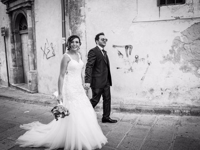 Il matrimonio di Salvo e Giusy a Ragusa, Ragusa 16