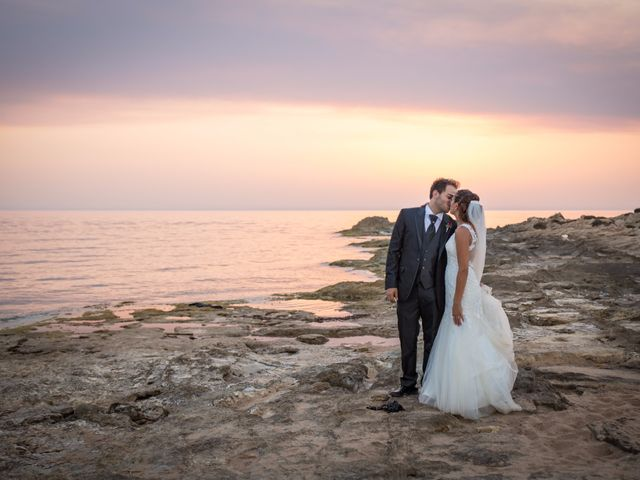 Il matrimonio di Salvo e Giusy a Ragusa, Ragusa 19