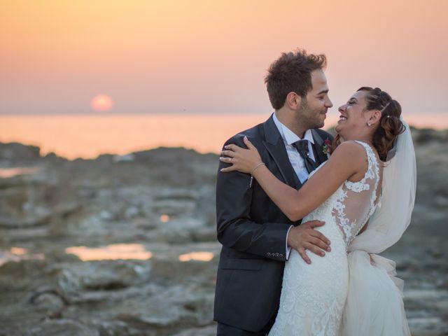Il matrimonio di Salvo e Giusy a Ragusa, Ragusa 21