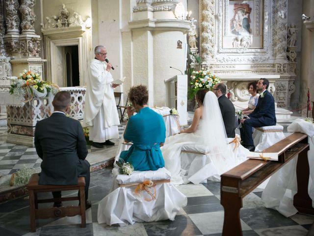 Il matrimonio di Francesco e Agnese a Lecce, Lecce 34