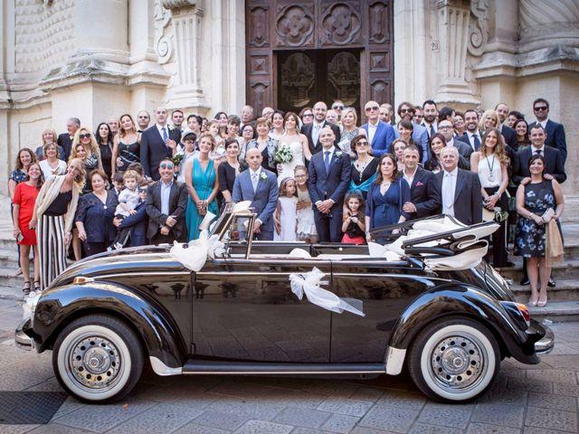 Il matrimonio di Francesco e Agnese a Lecce, Lecce 47