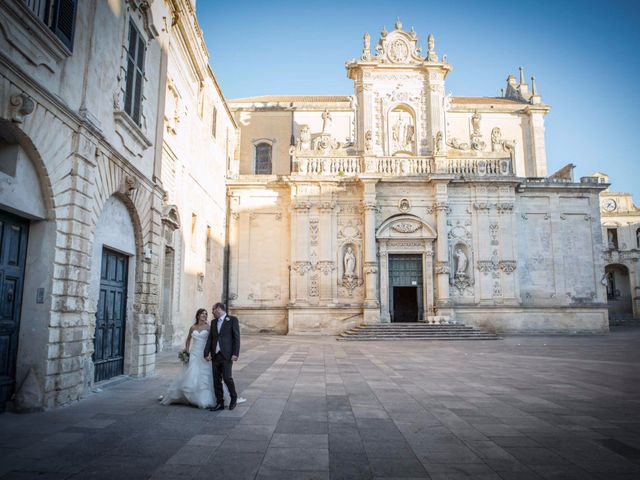 Il matrimonio di Francesco e Agnese a Lecce, Lecce 52