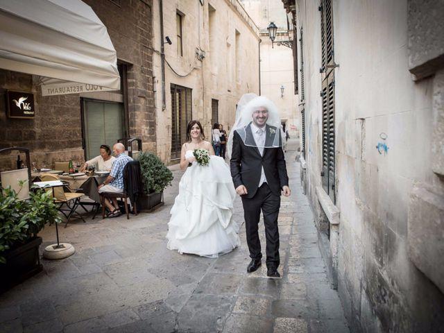Il matrimonio di Francesco e Agnese a Lecce, Lecce 55