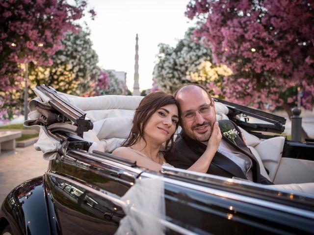 Il matrimonio di Francesco e Agnese a Lecce, Lecce 56