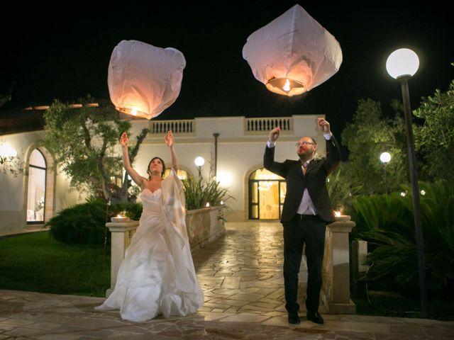 Il matrimonio di Francesco e Agnese a Lecce, Lecce 72