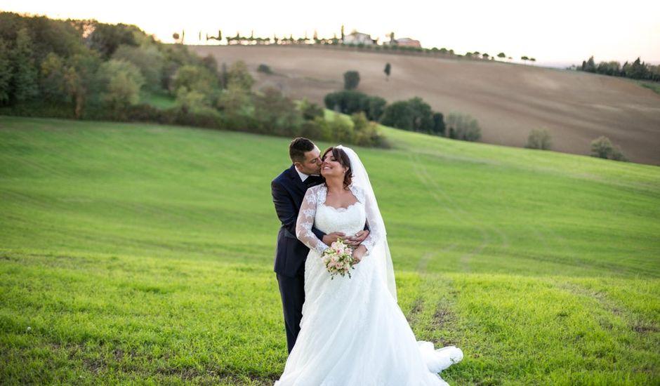 Il matrimonio di Valeria e Luca a Lugo, Ravenna