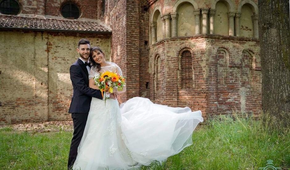Il matrimonio di Giacomo e Raffaela a Cilavegna, Pavia