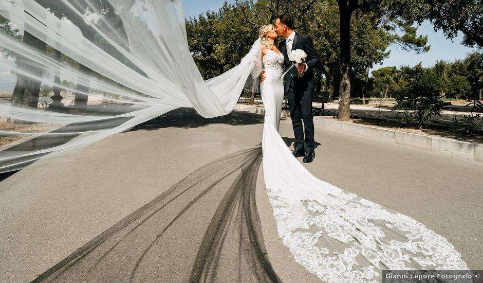 Il matrimonio di Mario e Giusy a Lucera, Foggia