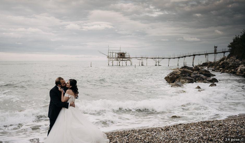 Il matrimonio di Fabrizio e Imma a Fossacesia, Chieti