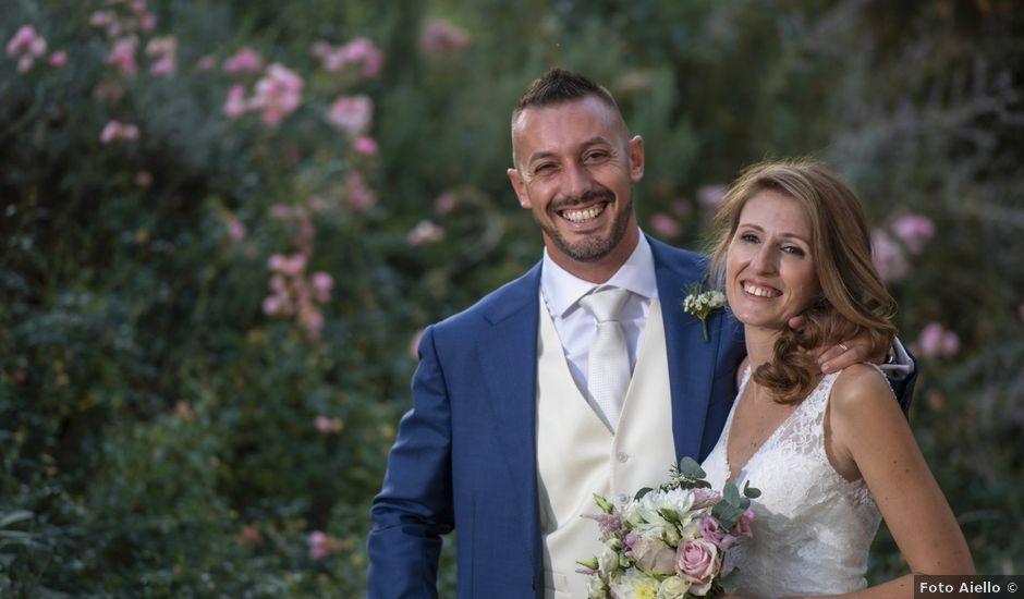 Il matrimonio di Oscar e Martina a Garlasco, Pavia