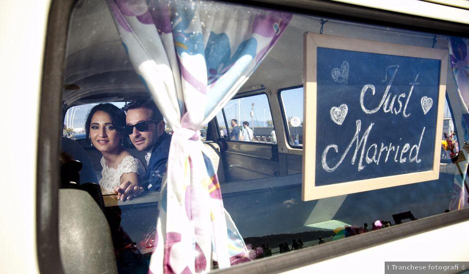 Il matrimonio di Diego e Maria Grazia a Napoli, Napoli