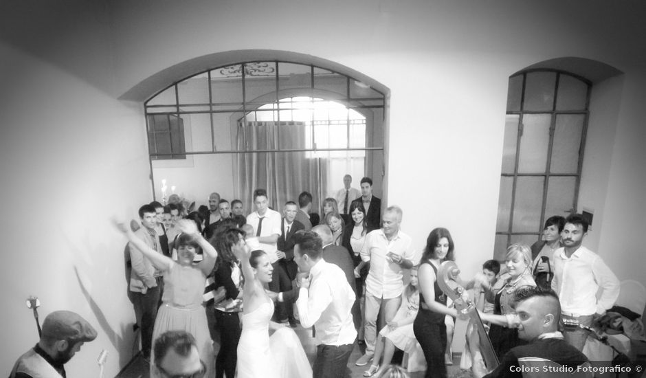 Il matrimonio di Mirko e Romina a Inverigo, Como