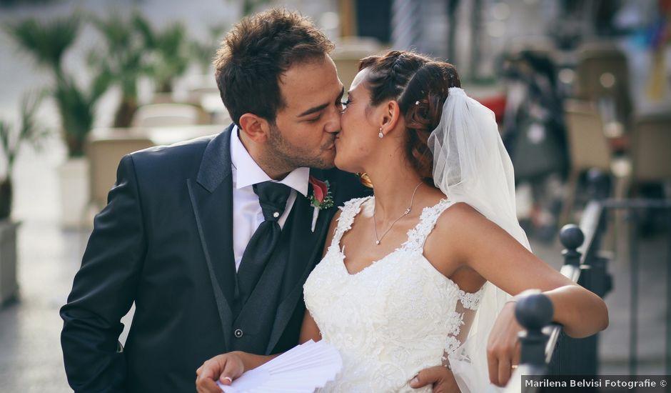 Il matrimonio di Salvo e Giusy a Ragusa, Ragusa