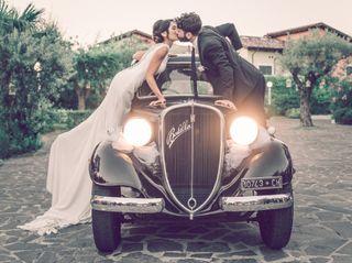 Le nozze di Claudia e Fernando