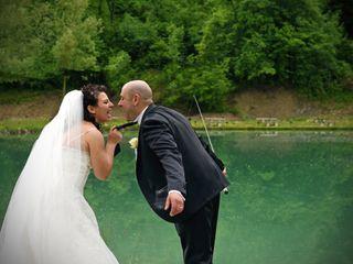 Le nozze di Veronica e Domenico