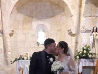 Le nozze di Giorgia e Alessio 2