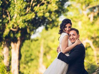 Le nozze di Antonella e Angelo 1