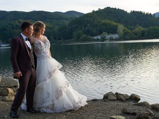 Le nozze di Carlotta e Daniele
