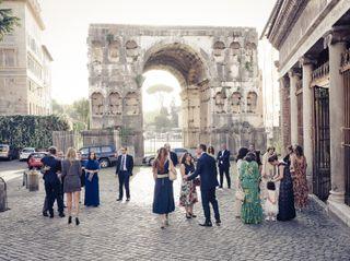 Le nozze di Angela e Giorgio 1