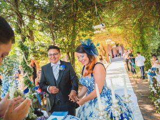 Le nozze di Nicole e Marcelo