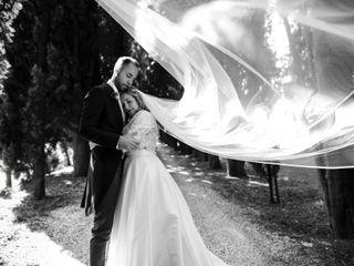 Le nozze di Lisa e Giovanni