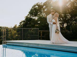 Le nozze di Alla e Michele