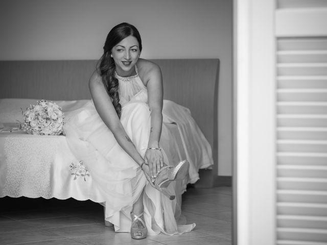 Il matrimonio di Mattia e Alice a Pumenengo, Bergamo 9