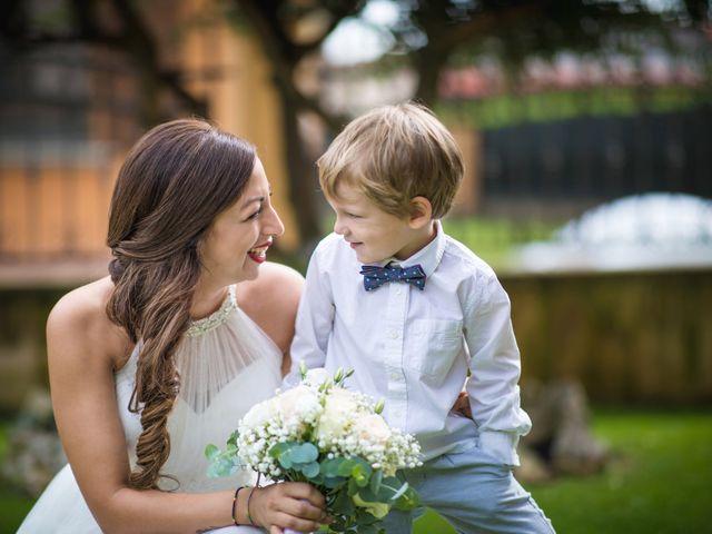 Il matrimonio di Mattia e Alice a Pumenengo, Bergamo 14