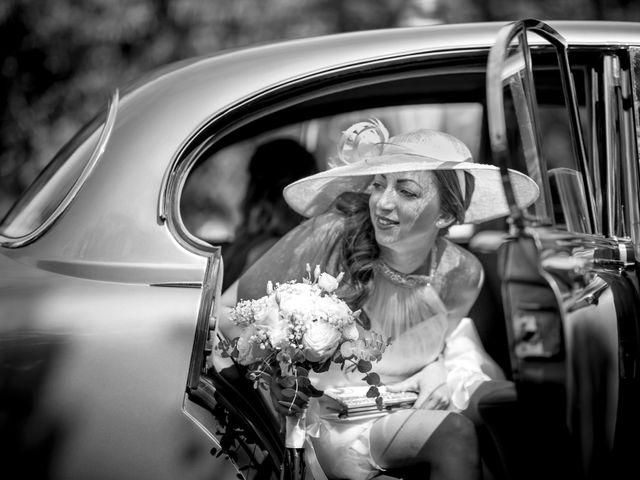 Il matrimonio di Mattia e Alice a Pumenengo, Bergamo 16