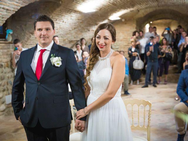Il matrimonio di Mattia e Alice a Pumenengo, Bergamo 18