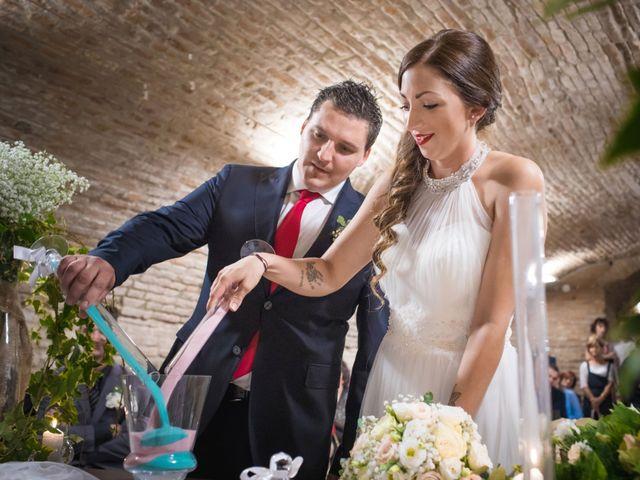 Il matrimonio di Mattia e Alice a Pumenengo, Bergamo 19
