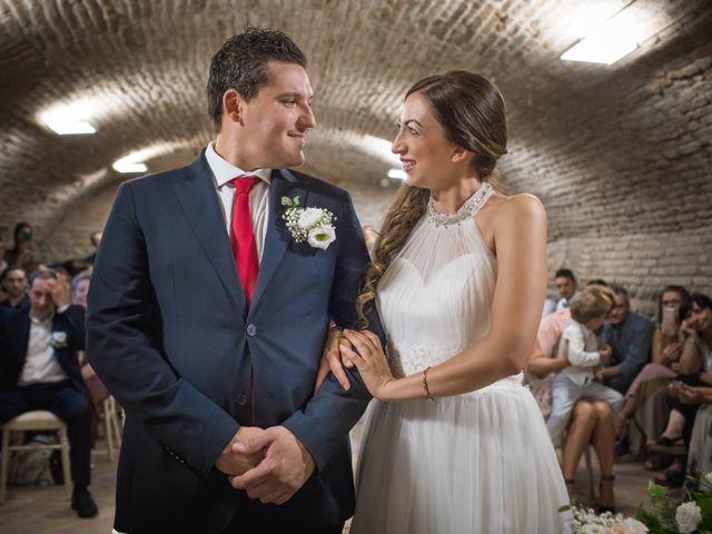 Il matrimonio di Mattia e Alice a Pumenengo, Bergamo 20