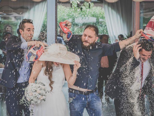 Il matrimonio di Mattia e Alice a Pumenengo, Bergamo 23