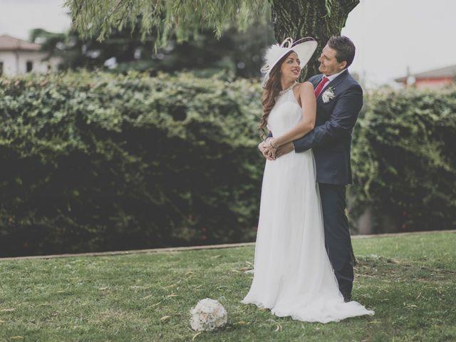 Il matrimonio di Mattia e Alice a Pumenengo, Bergamo 24