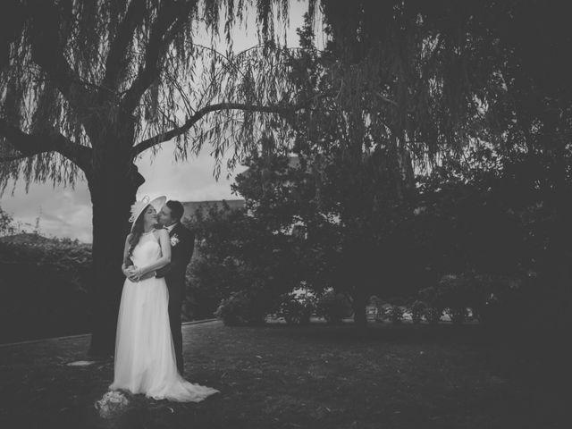 Il matrimonio di Mattia e Alice a Pumenengo, Bergamo 25