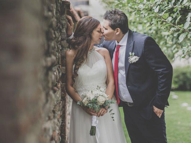 Il matrimonio di Mattia e Alice a Pumenengo, Bergamo 26