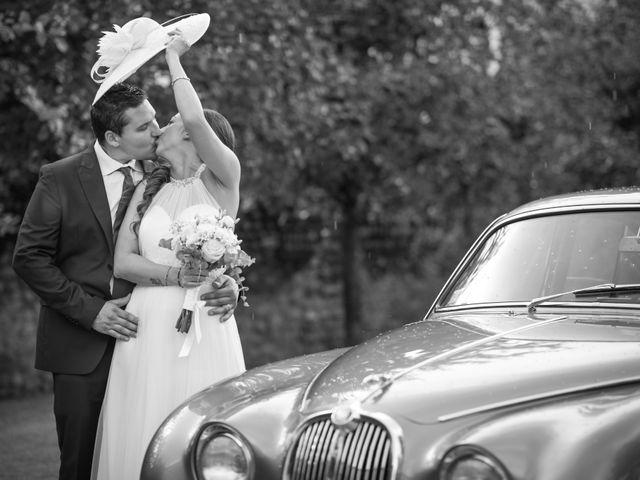 Il matrimonio di Mattia e Alice a Pumenengo, Bergamo 29