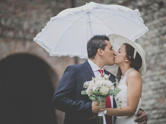 Il matrimonio di Mattia e Alice a Pumenengo, Bergamo 30
