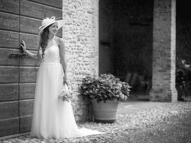 Il matrimonio di Mattia e Alice a Pumenengo, Bergamo 31