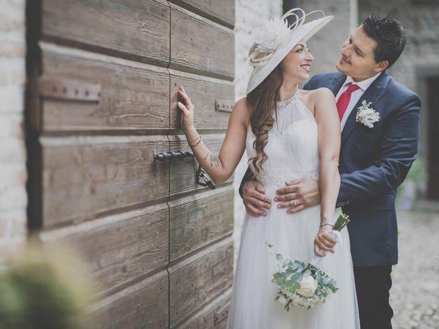 Il matrimonio di Mattia e Alice a Pumenengo, Bergamo 1