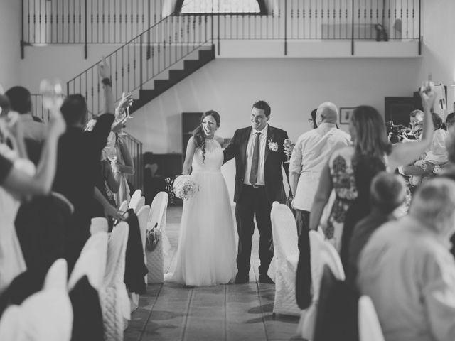 Il matrimonio di Mattia e Alice a Pumenengo, Bergamo 34