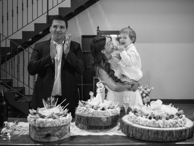 Il matrimonio di Mattia e Alice a Pumenengo, Bergamo 39