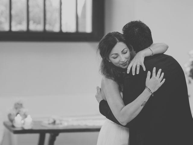 Il matrimonio di Mattia e Alice a Pumenengo, Bergamo 40